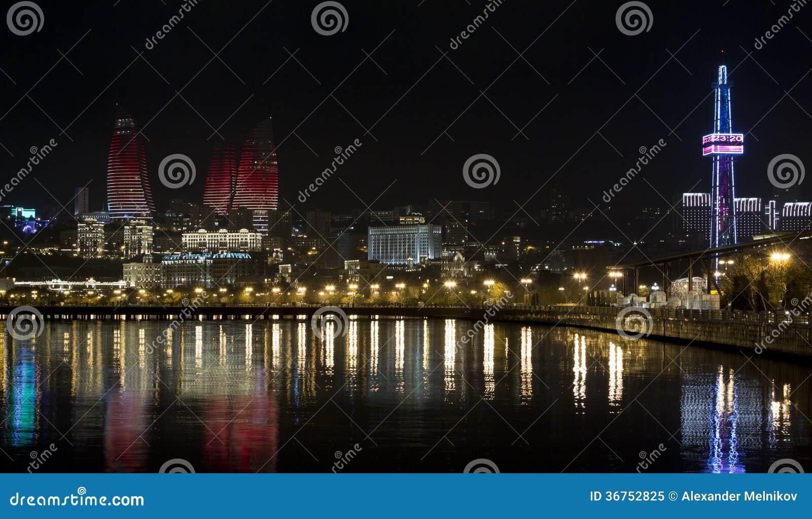 Nuit Bakou
