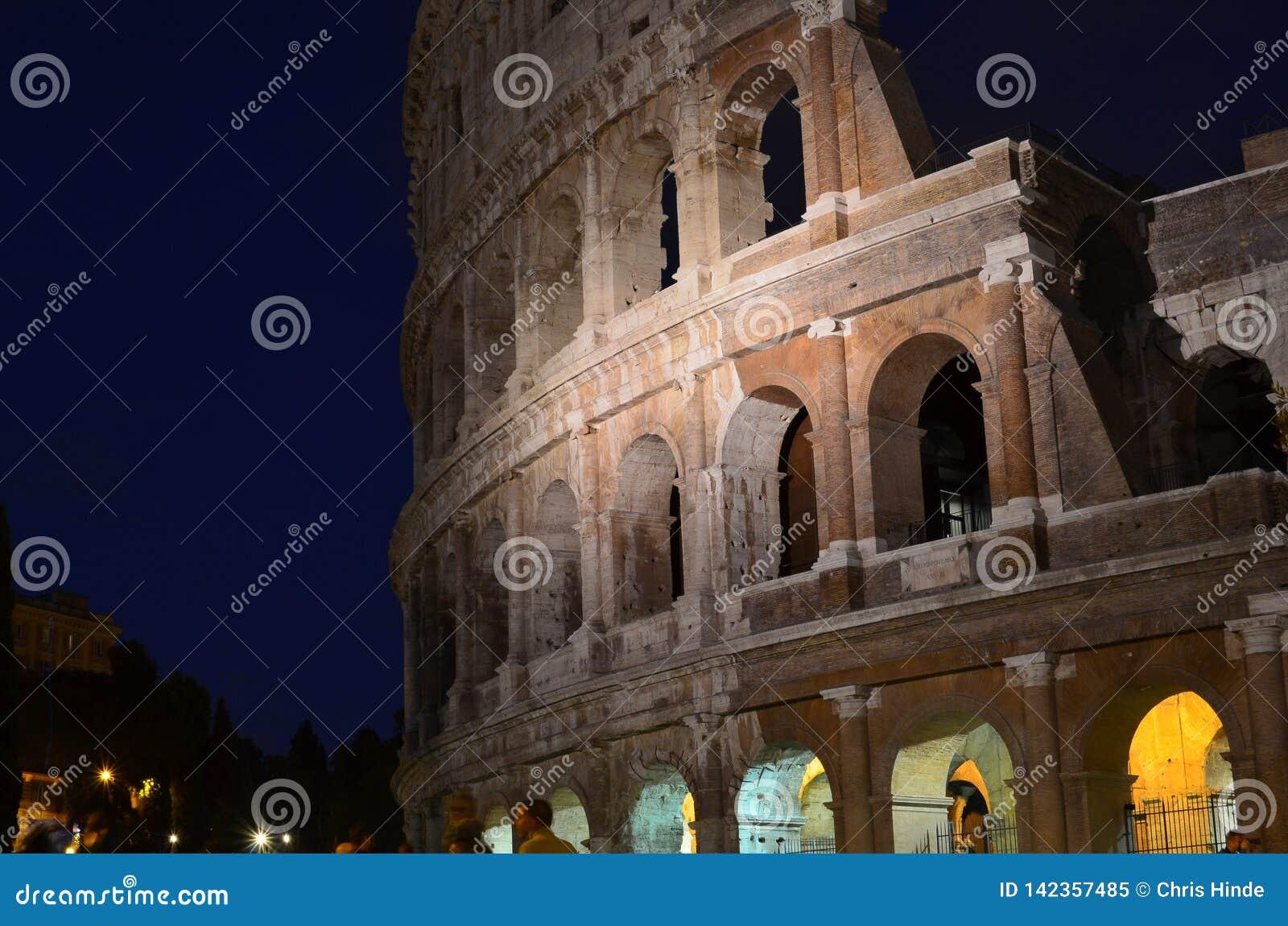 Nuit Colosseum
