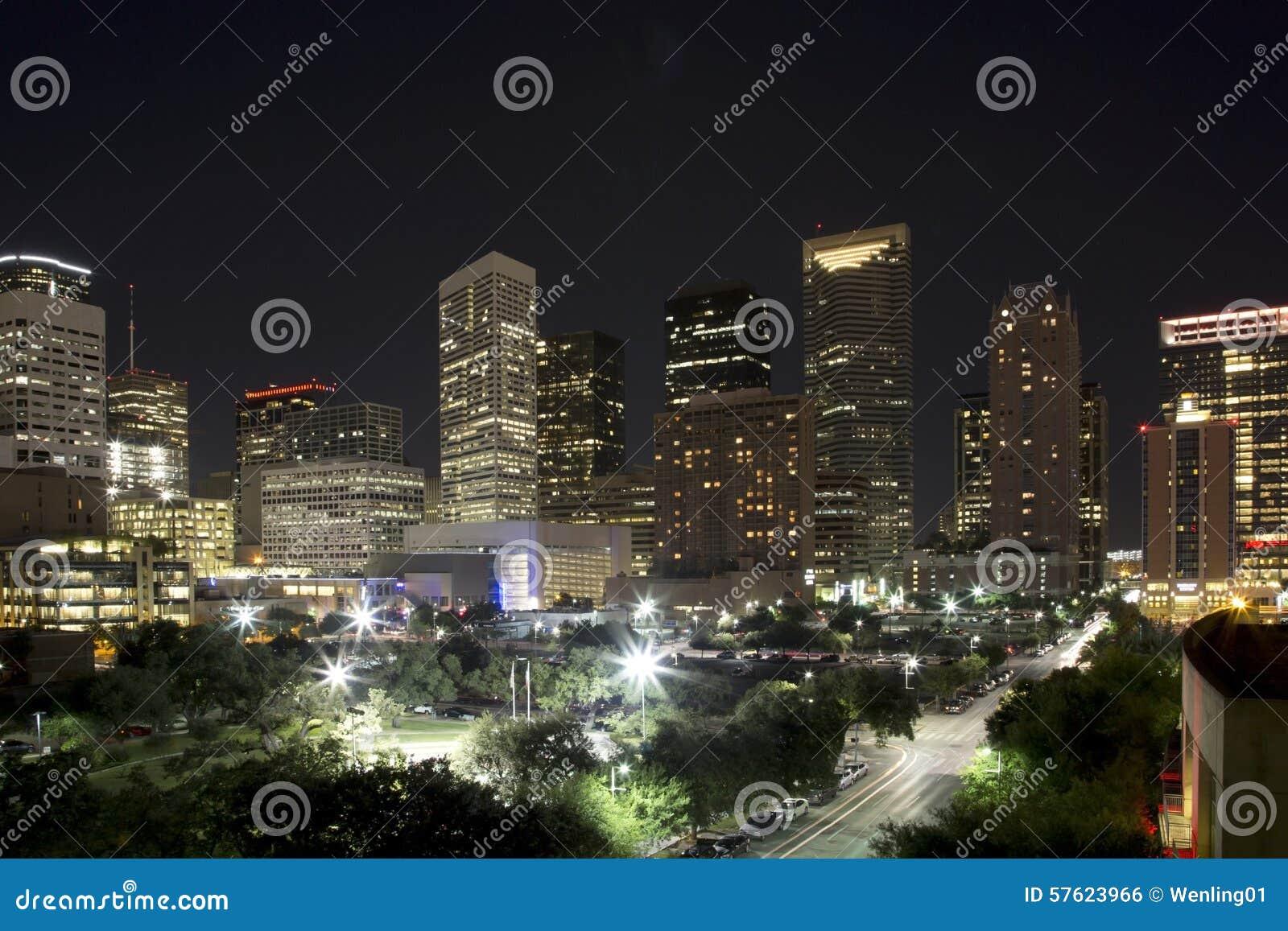 Nuit de Houston