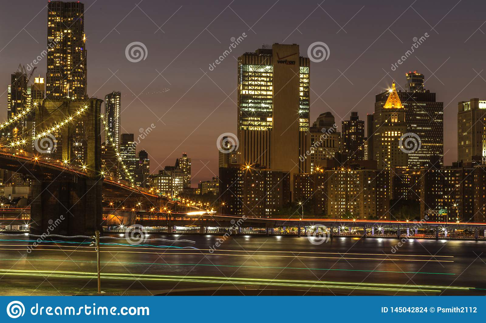 Nuit de New York