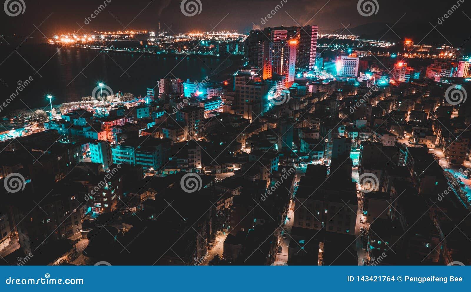 Nuit de ville