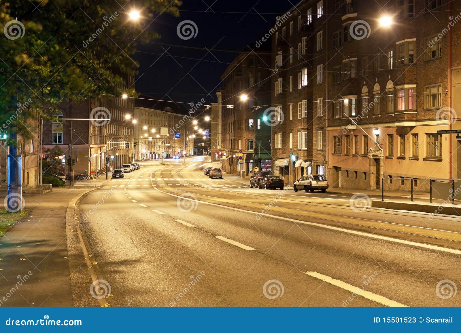 Nuit Helsinki