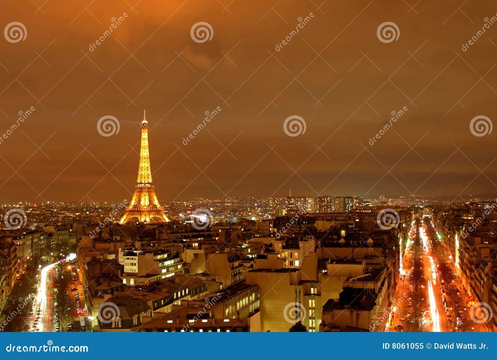 Nuit Paris