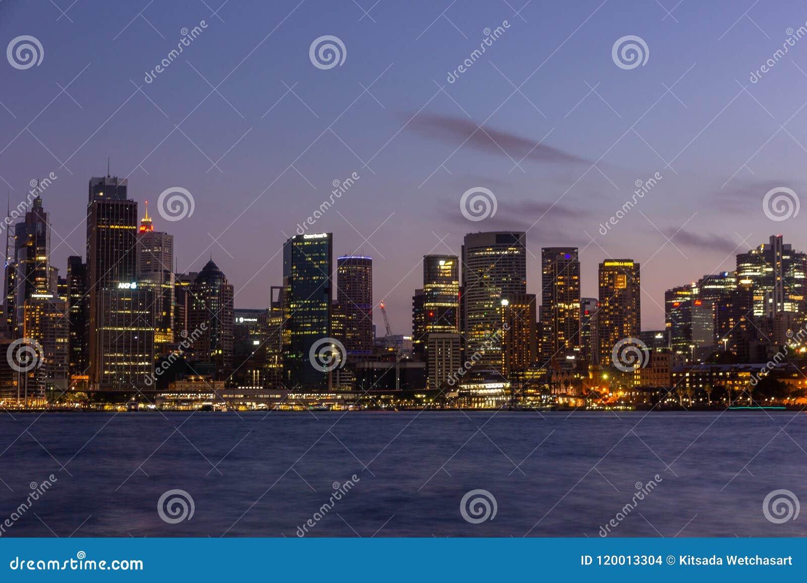 Nuit Sydney