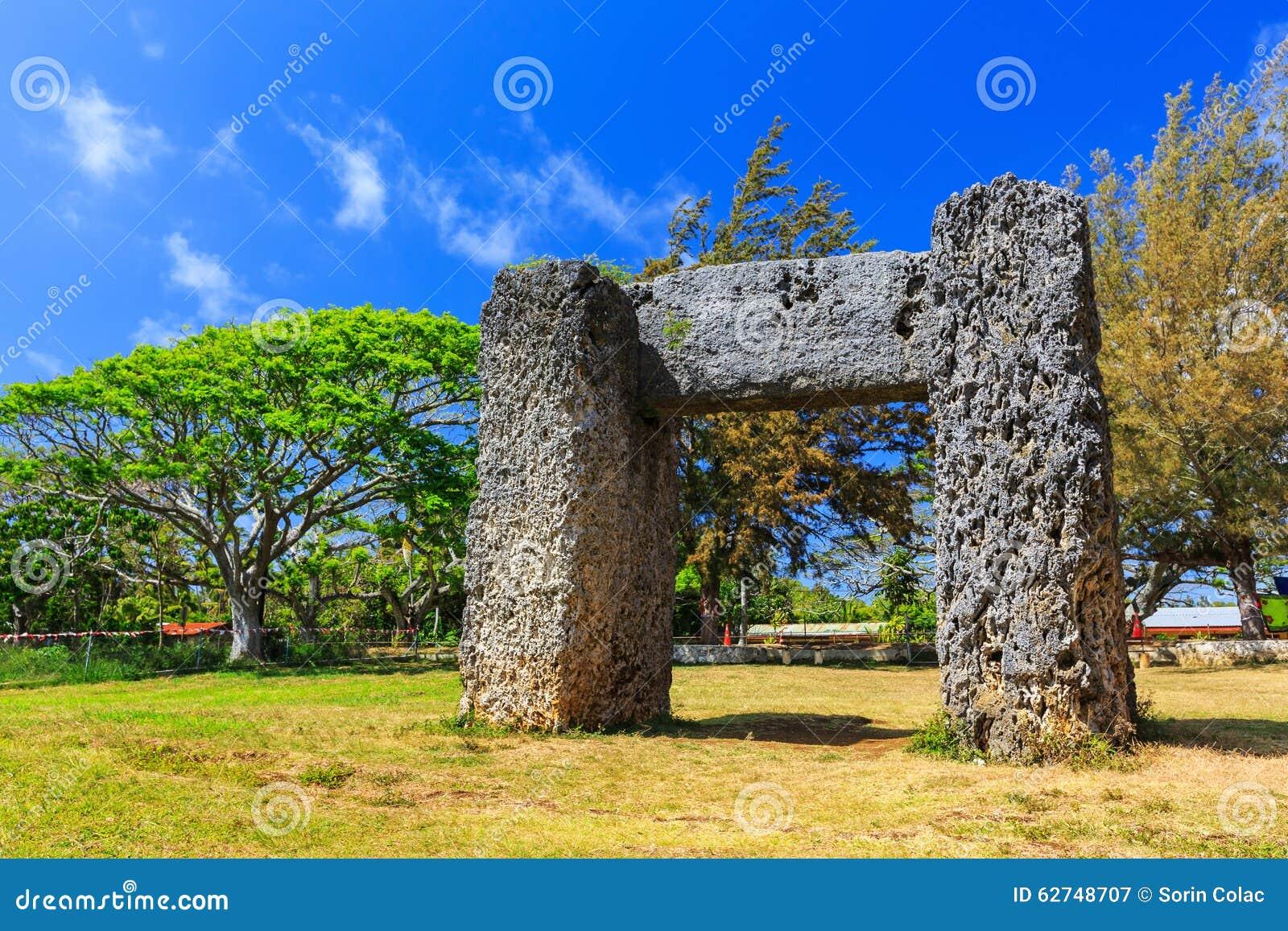 Nuku alofa, królestwo Tonga