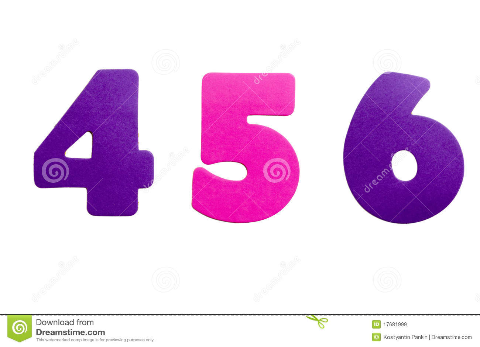 Number 456