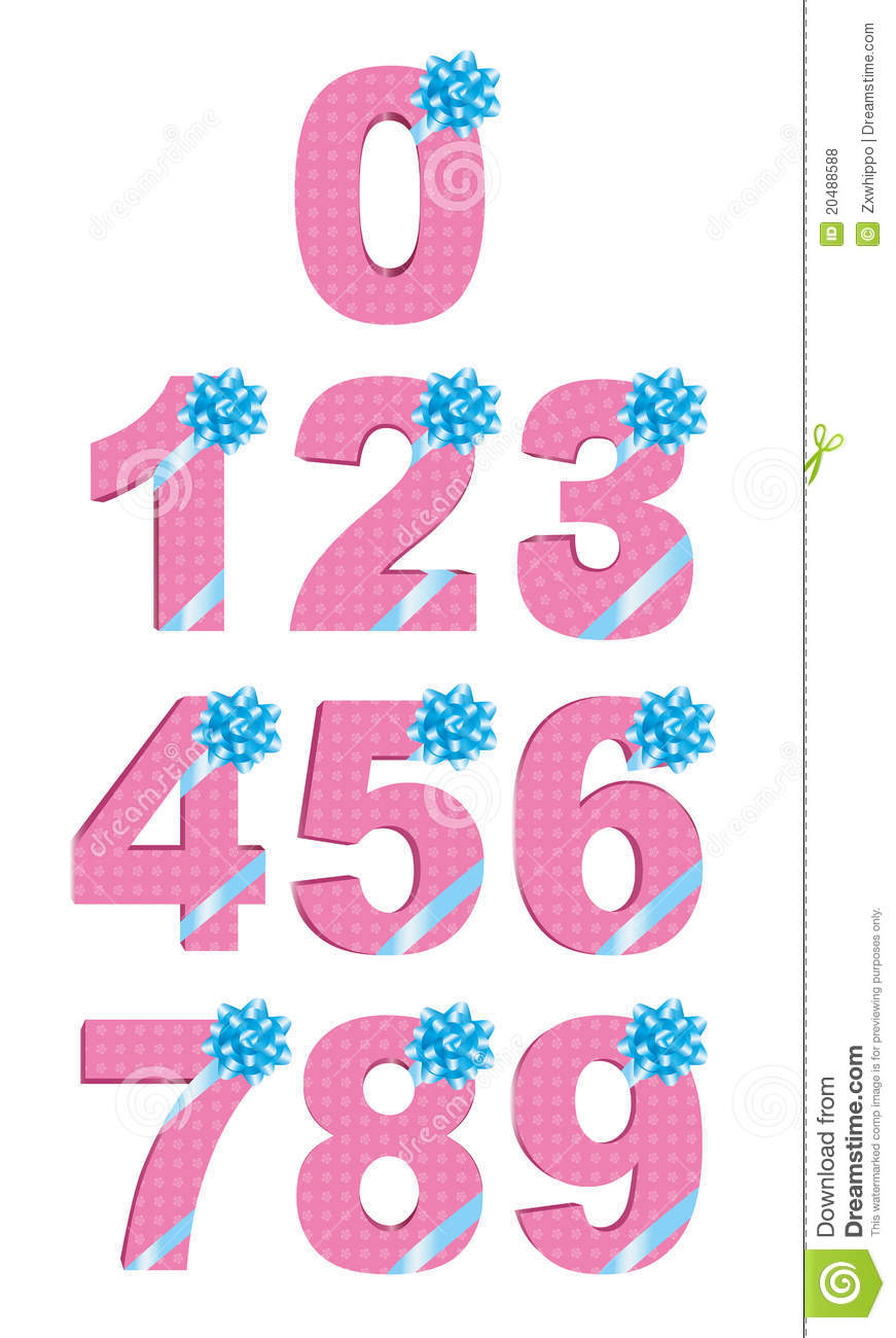 Number design royalty free stock photos image 20488588 for Blueprint number
