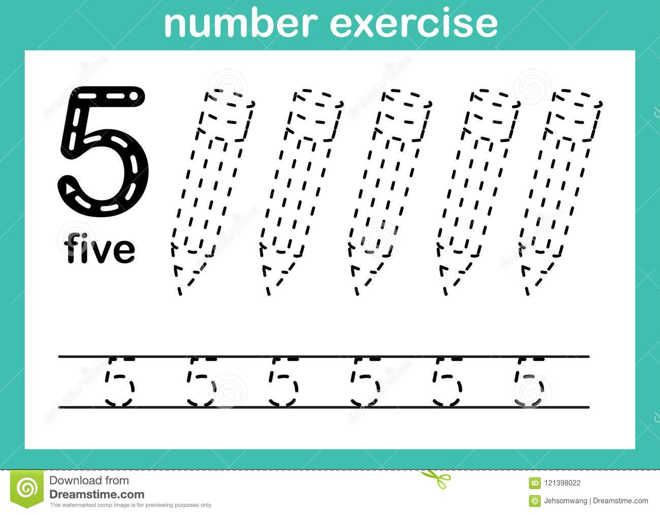 Number five exercise