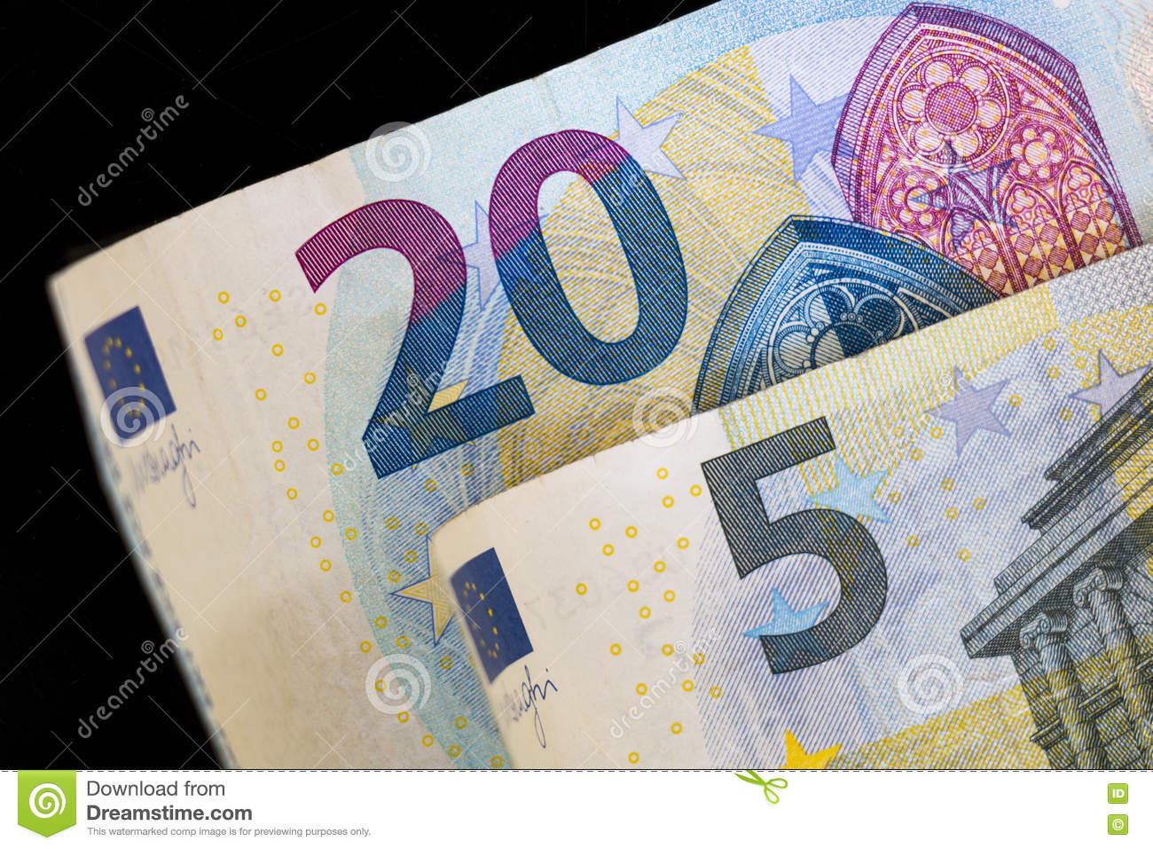 Number 205 Stock Photo Image Of Paper Upper Money 73778006