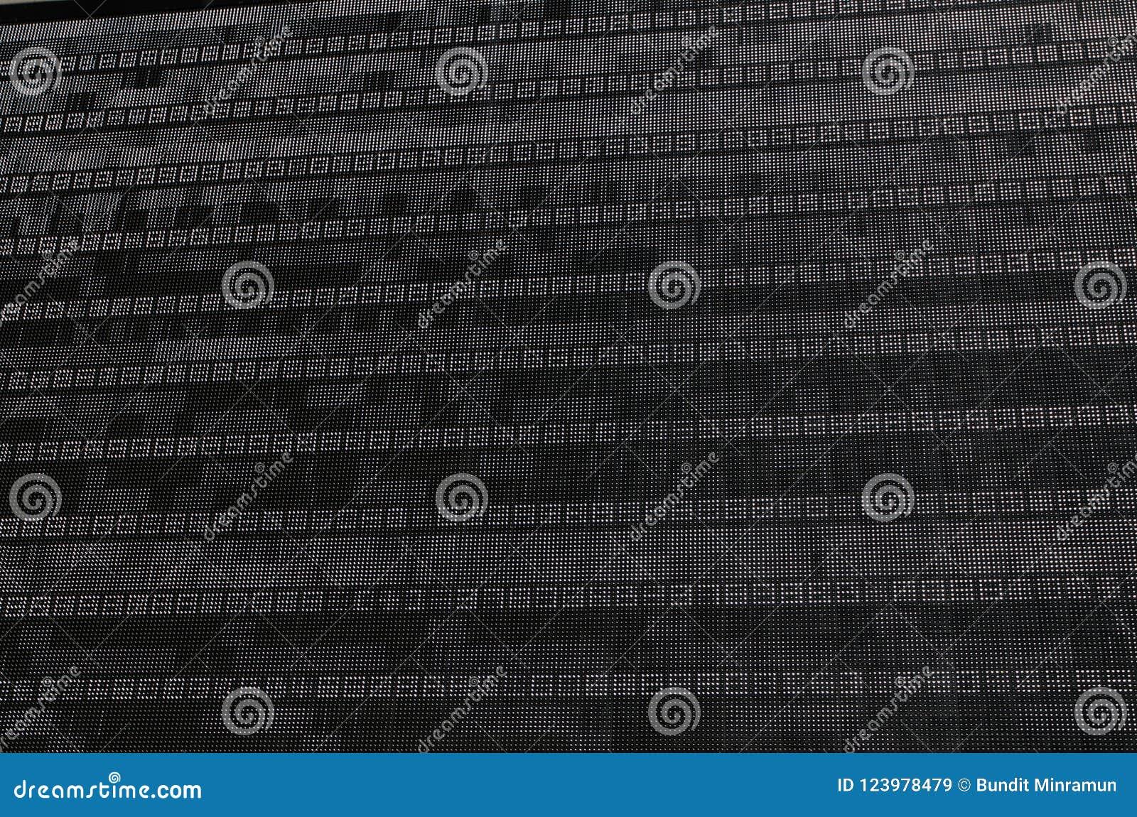 Numerazione del colore di tono astratto di immagini di sfondo in bianco e nero