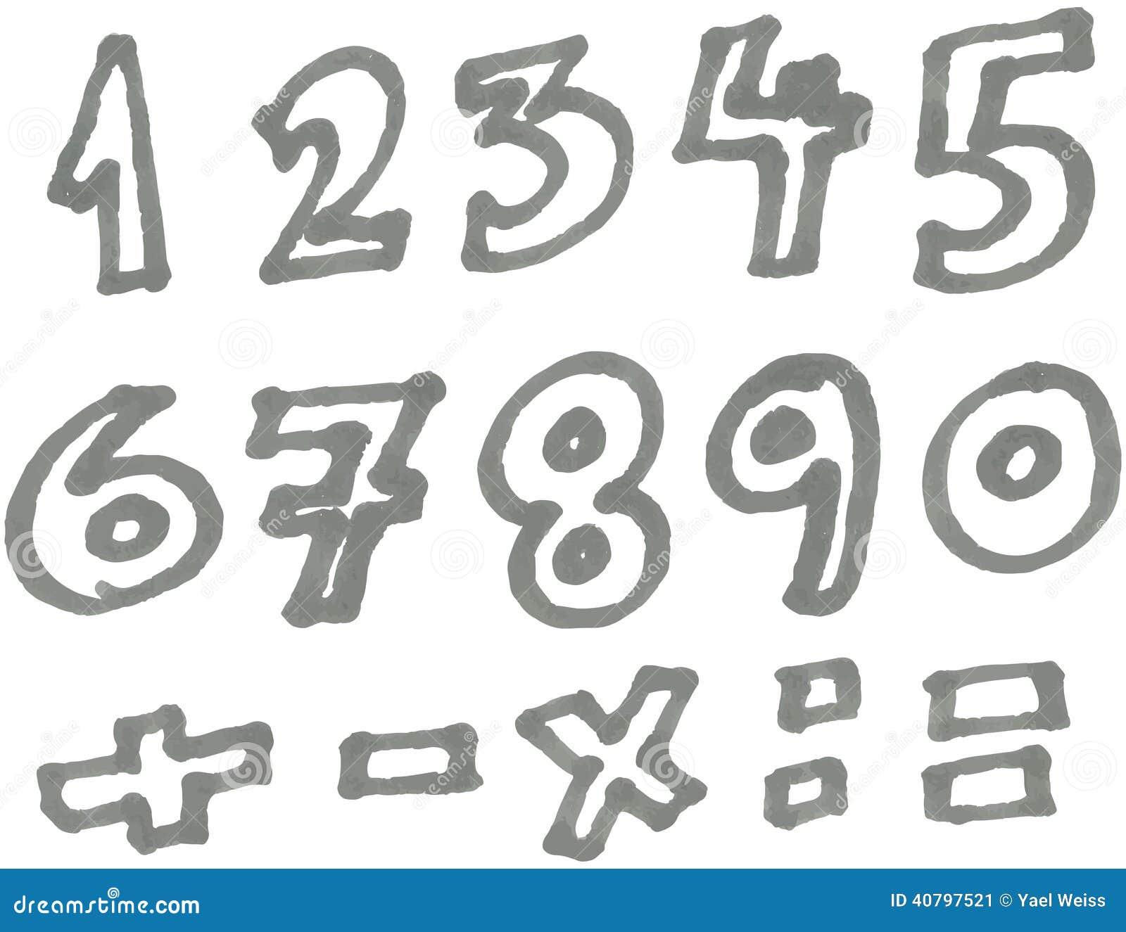 Numeri dell indicatore