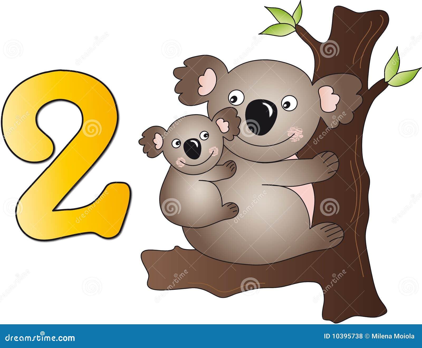 Numeri: due