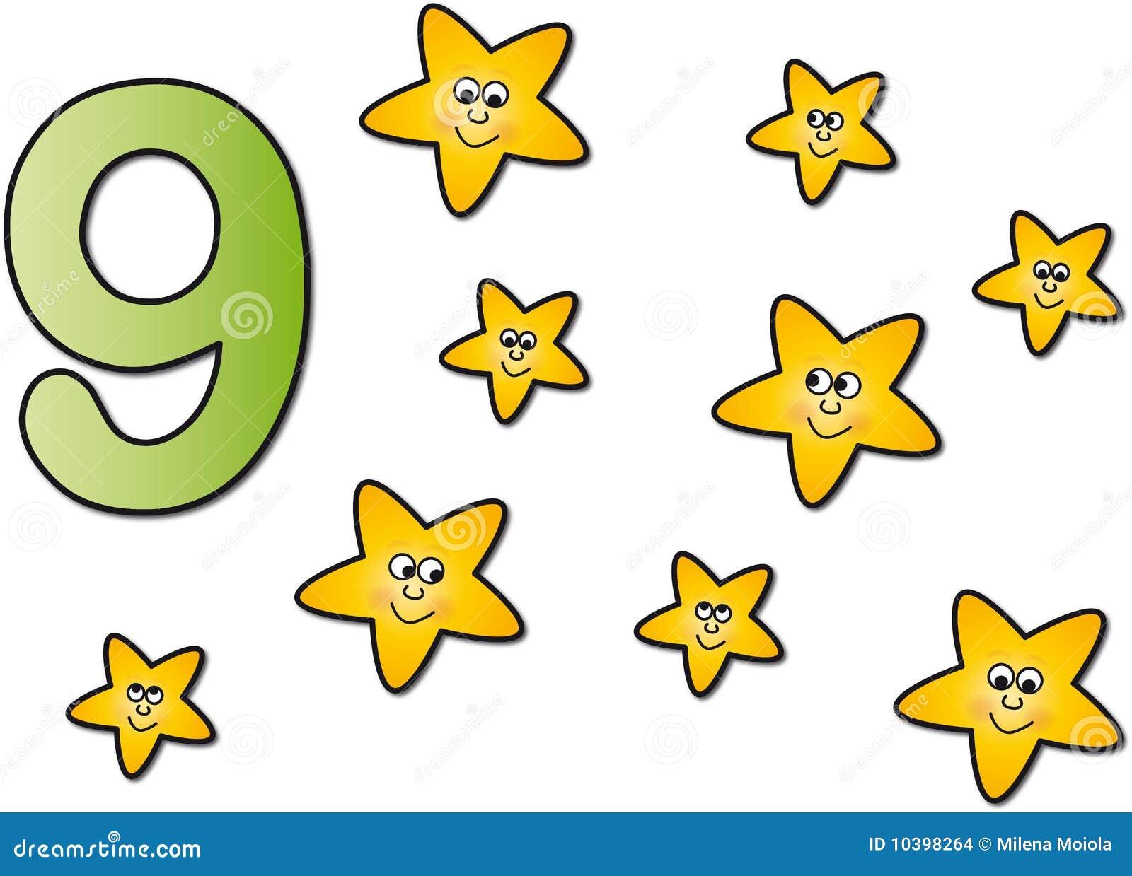 Numeri: nove