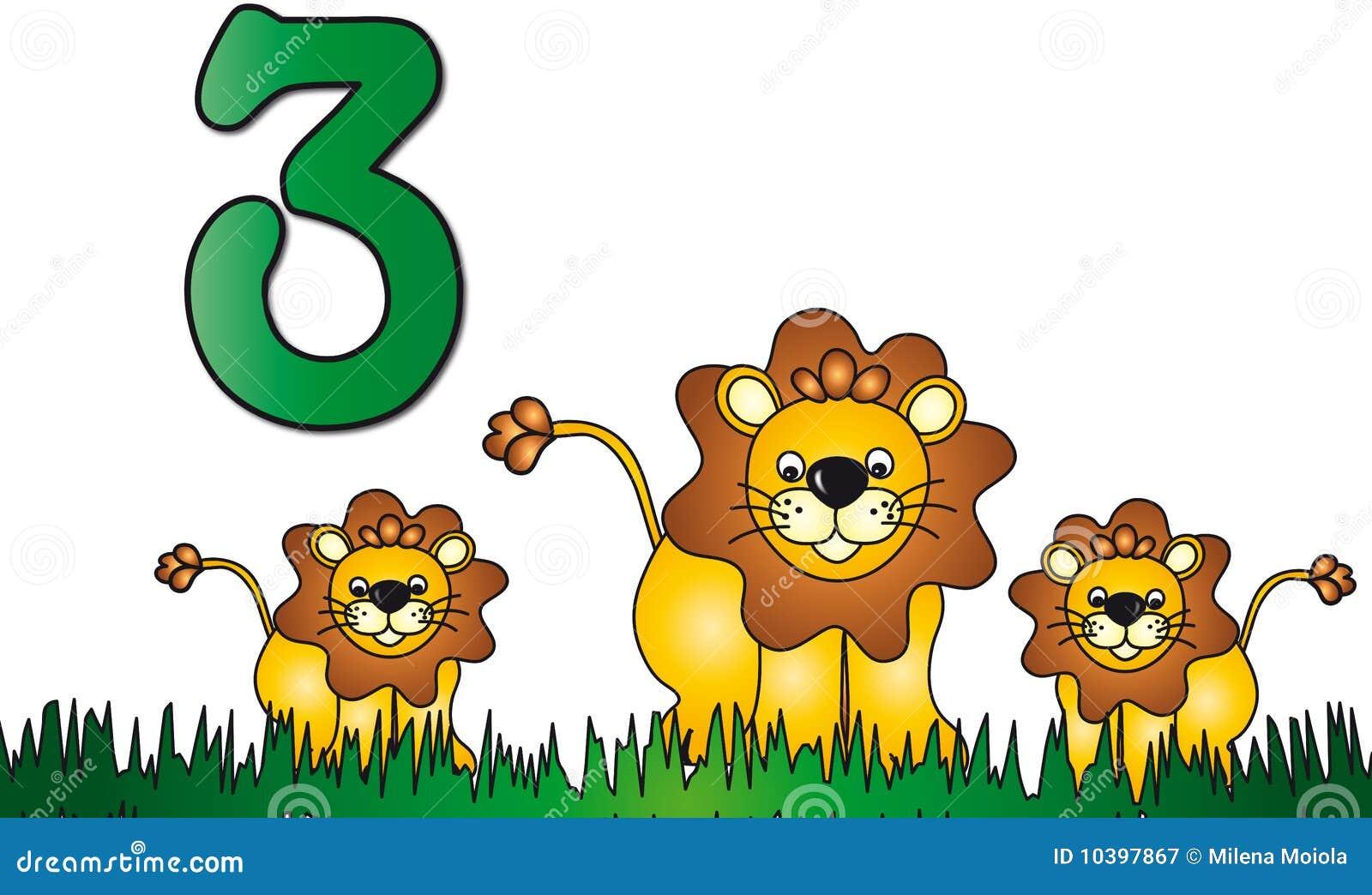 Numeri: tre