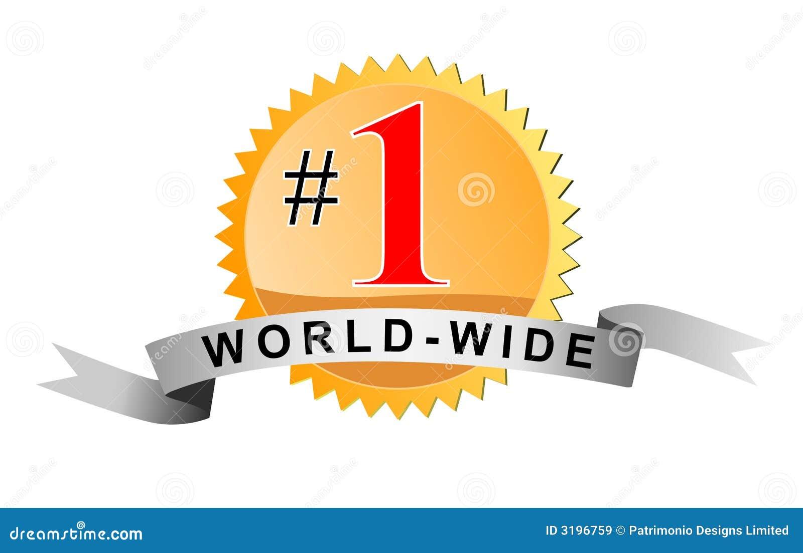 Numeri uno in tutto il mondo