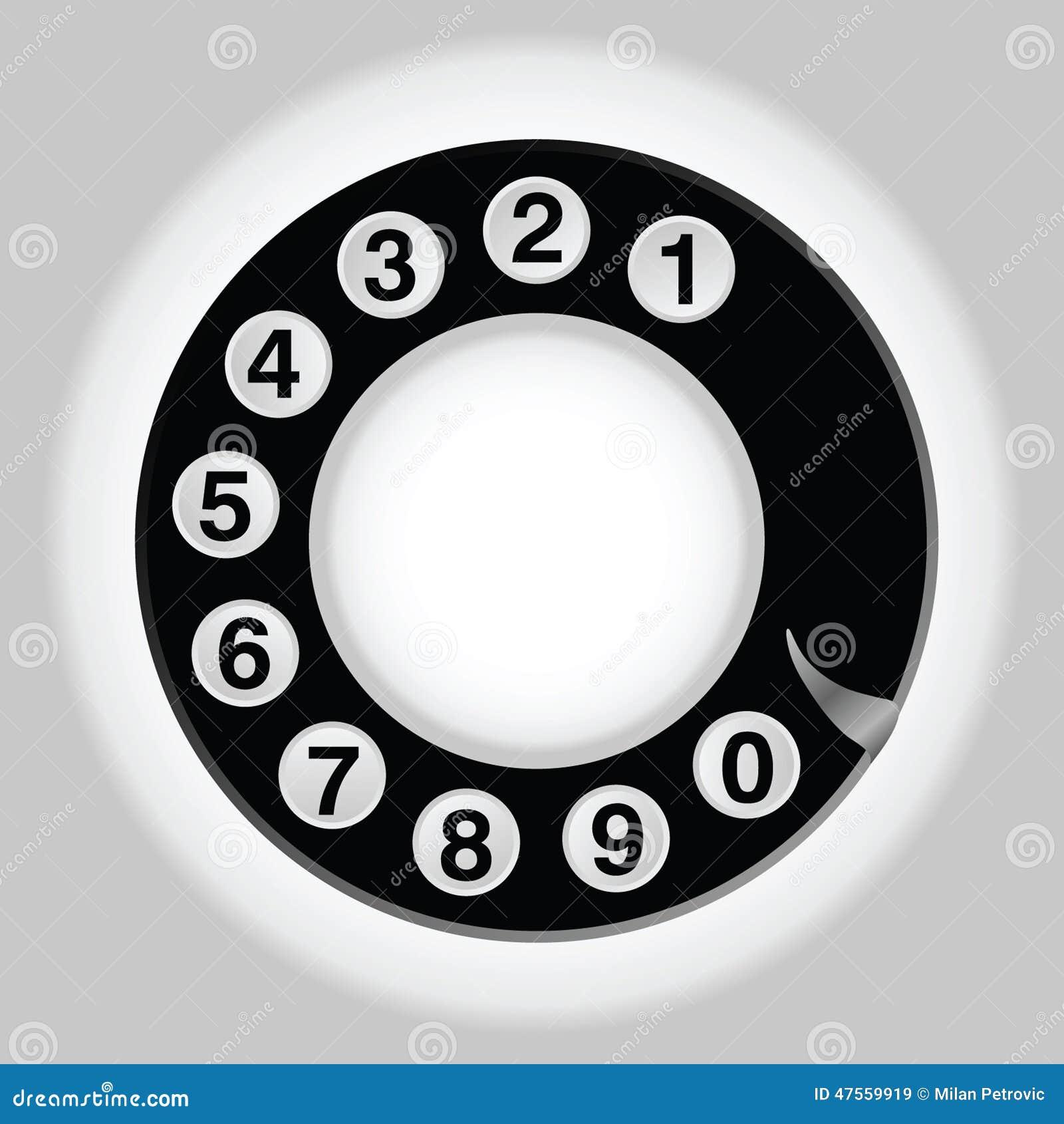 Numero di telefono nel vecchio telephon del cerchio - Numero di telefono piscina ortacesus ...
