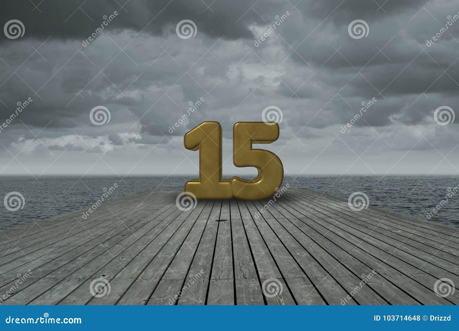 Numero quindici