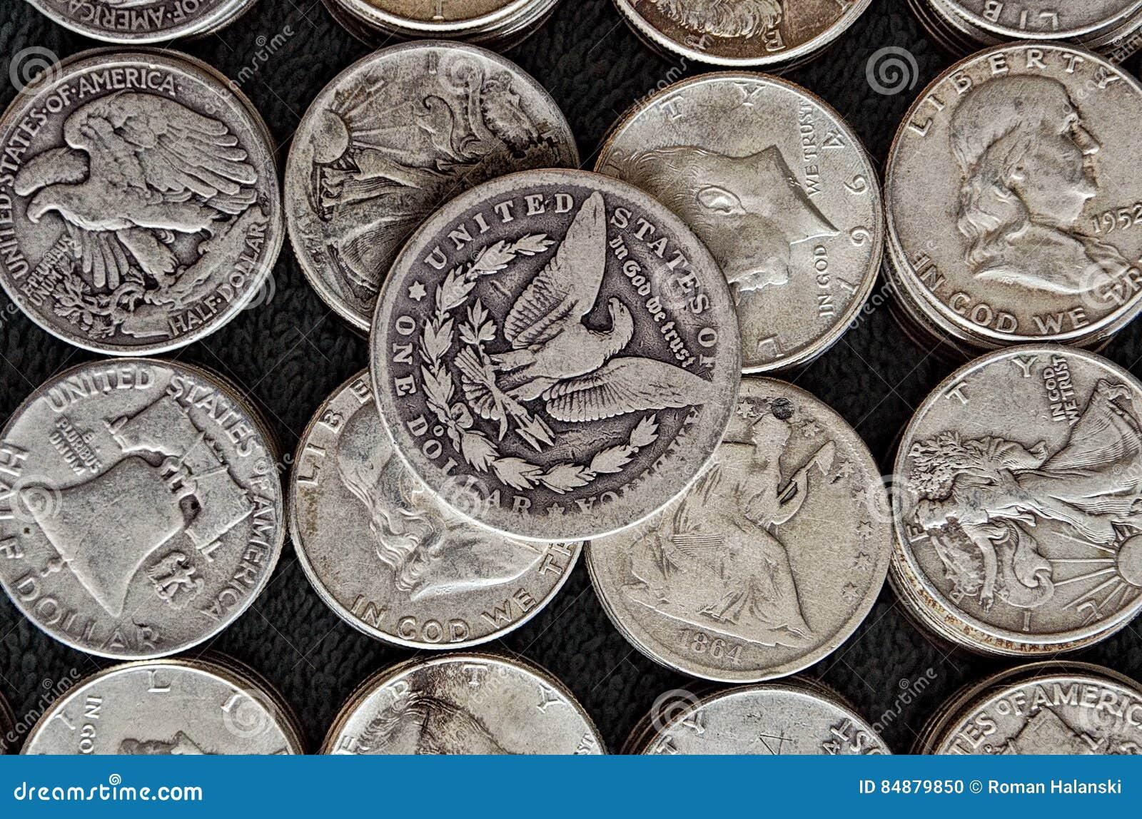 Numismatische Waarde of Smelting? De helften hebben het!
