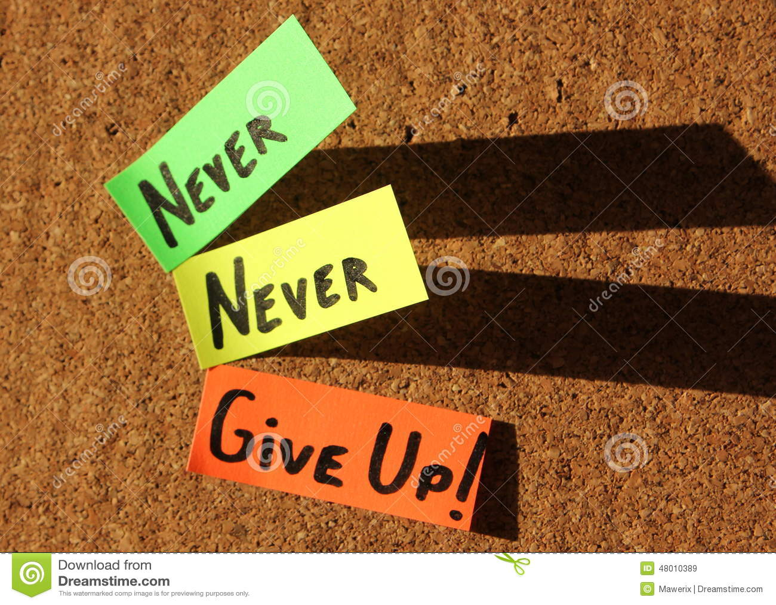 Nunca dê acima!