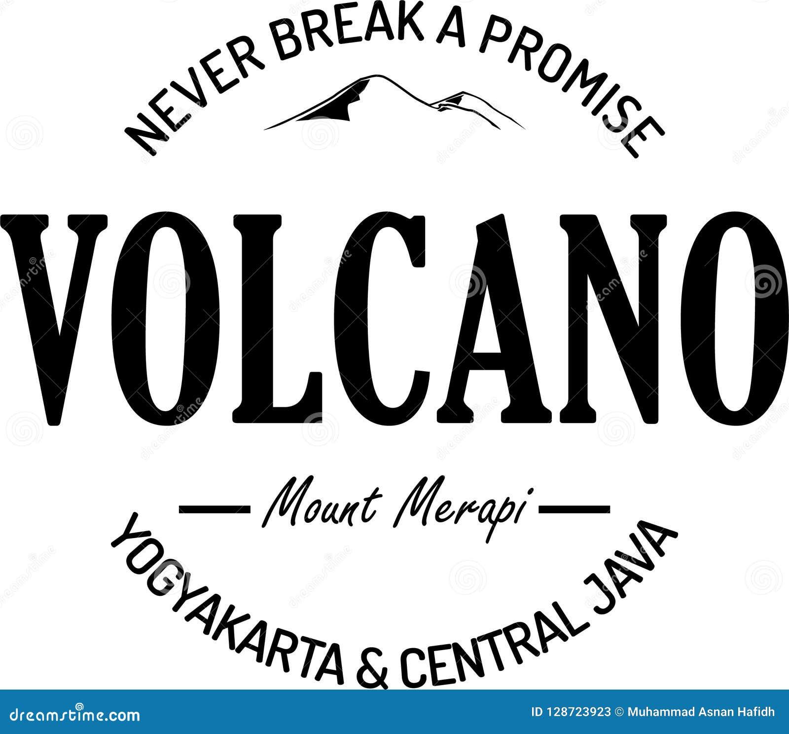 Nunca rotura un logotipo del vintage de la promesa