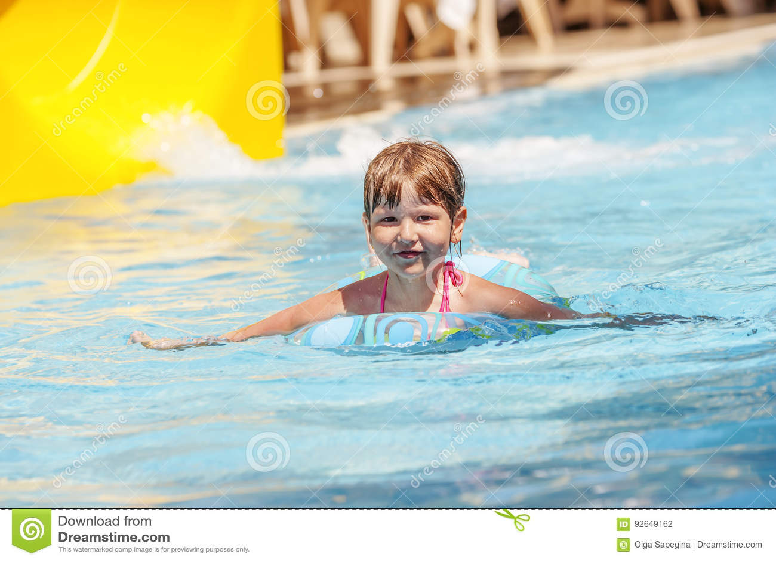 Nuotando nel raggruppamento
