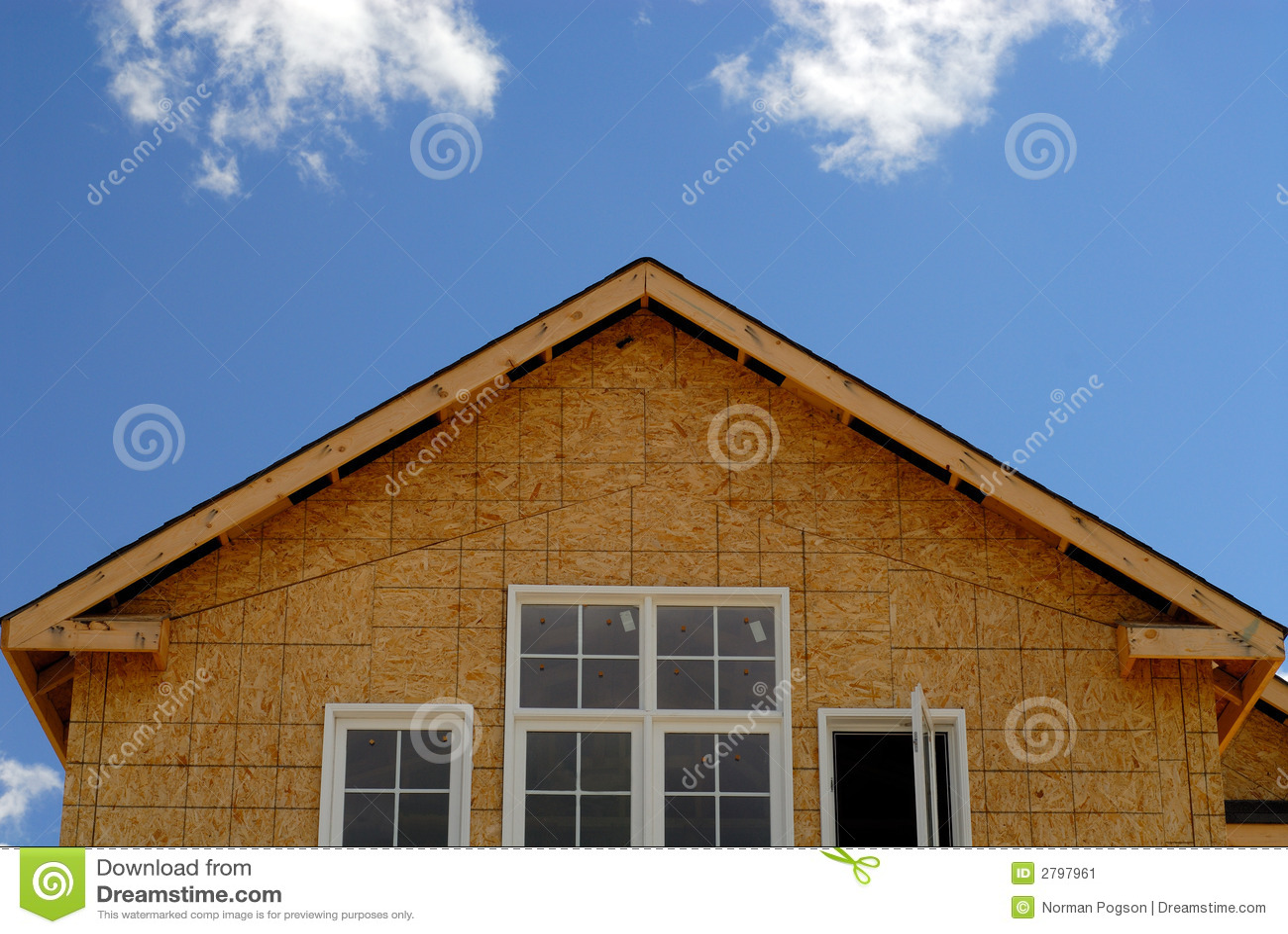 Nuova casa immagine stock immagine di facade reale for Nuova casa coloniale in inghilterra