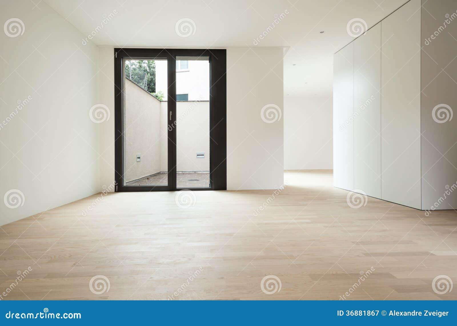 Download Nuova casa interna immagine stock. Immagine di casa, parchè - 36881867