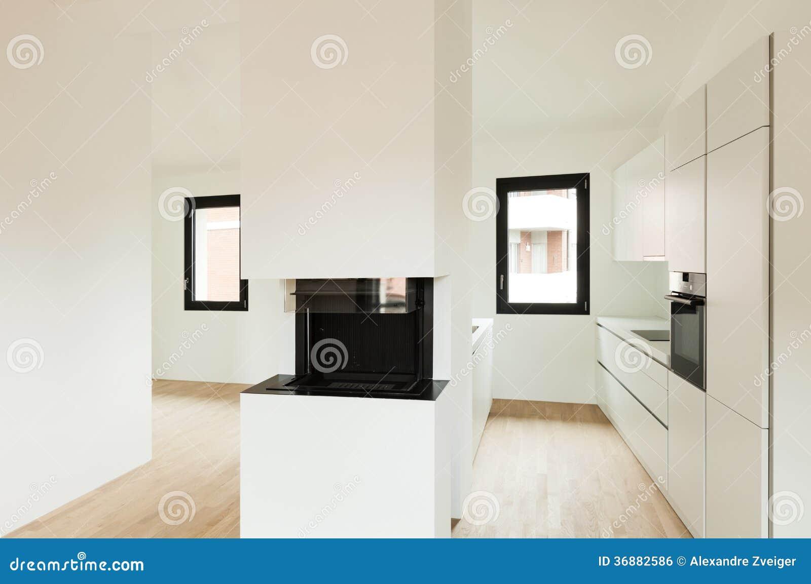 Download Nuova casa interna fotografia stock. Immagine di domestico - 36882586