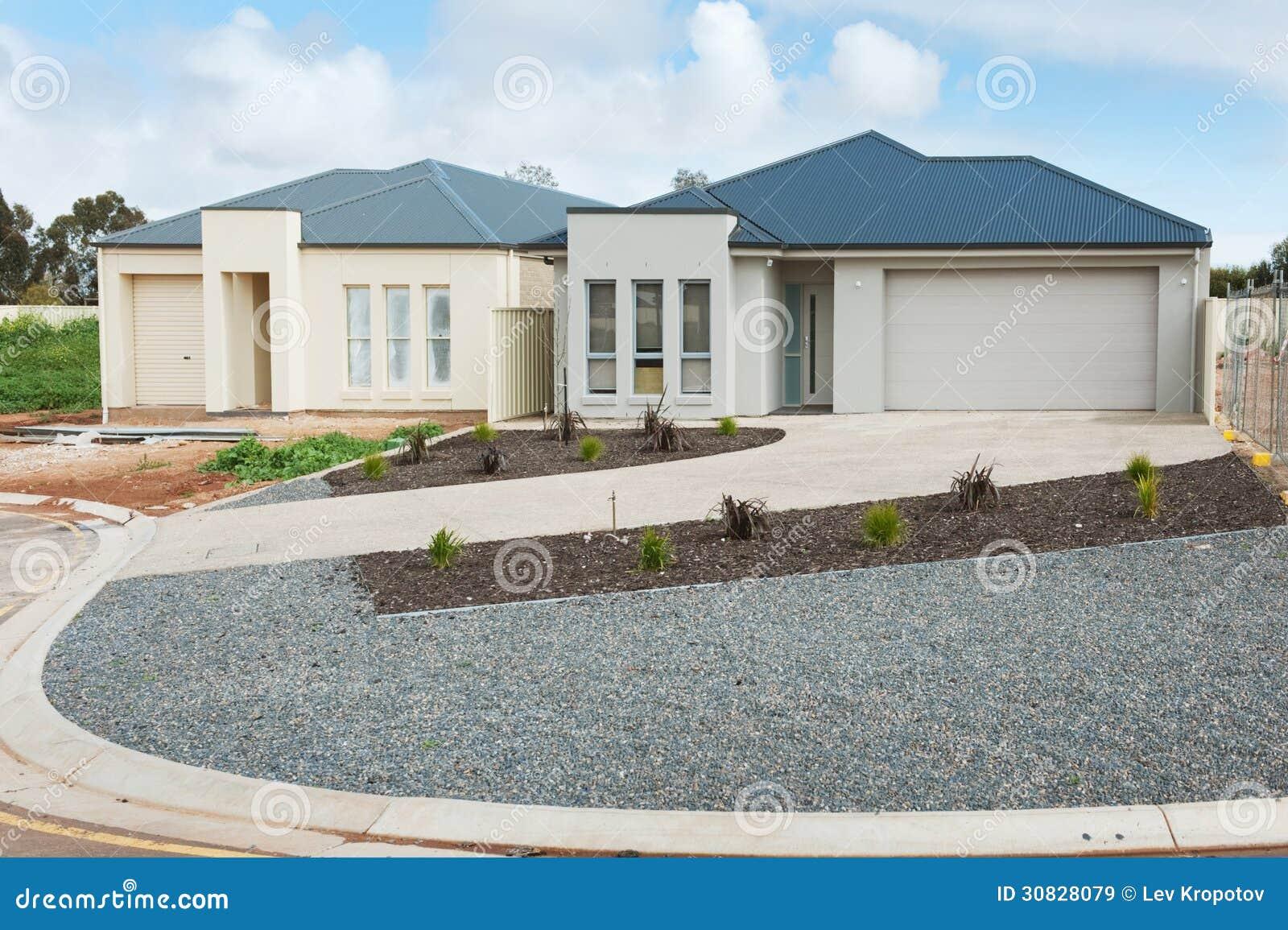 Nuova costruzione delle case