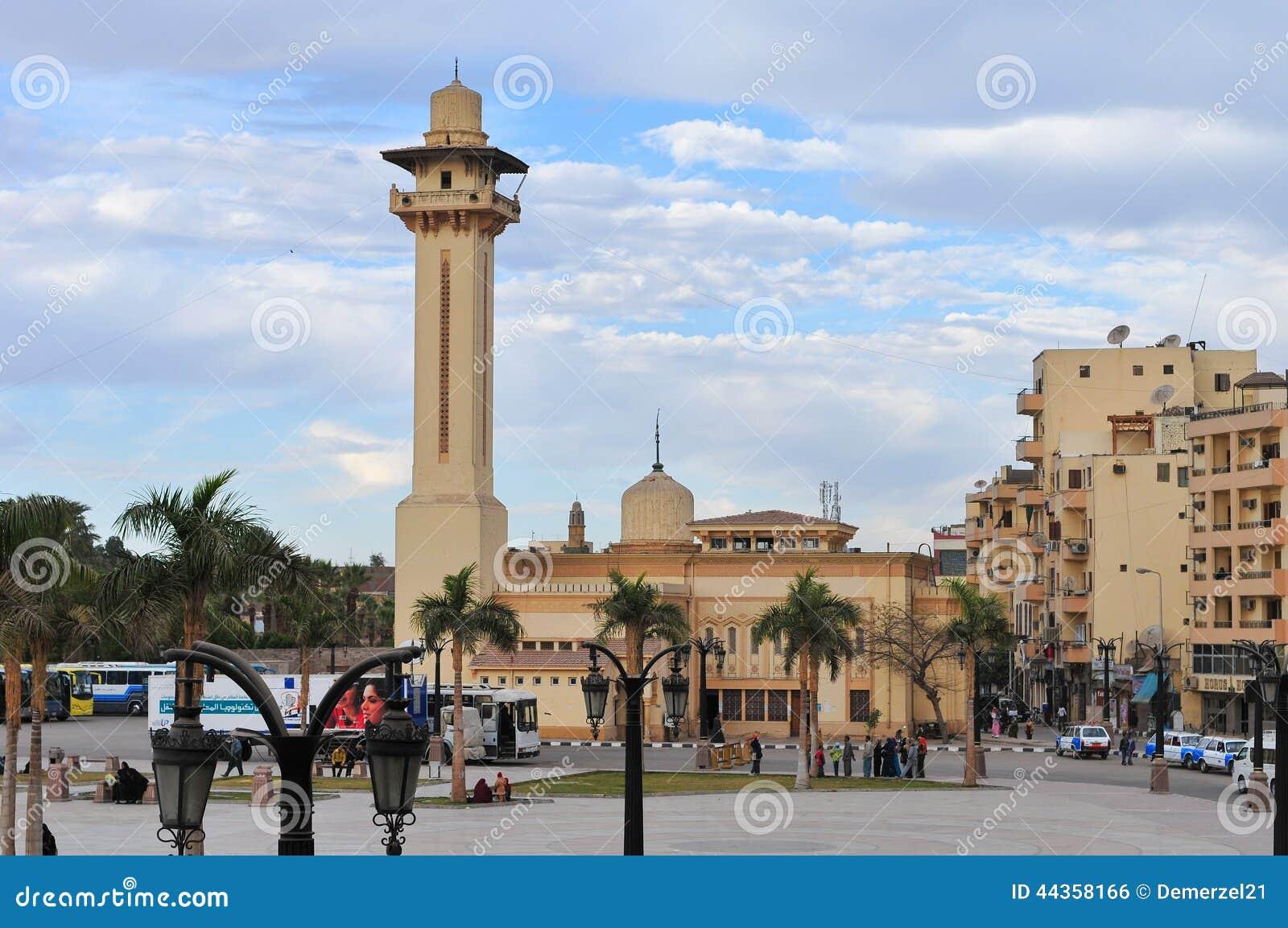 Nuova moschea di Luxor, Egitto