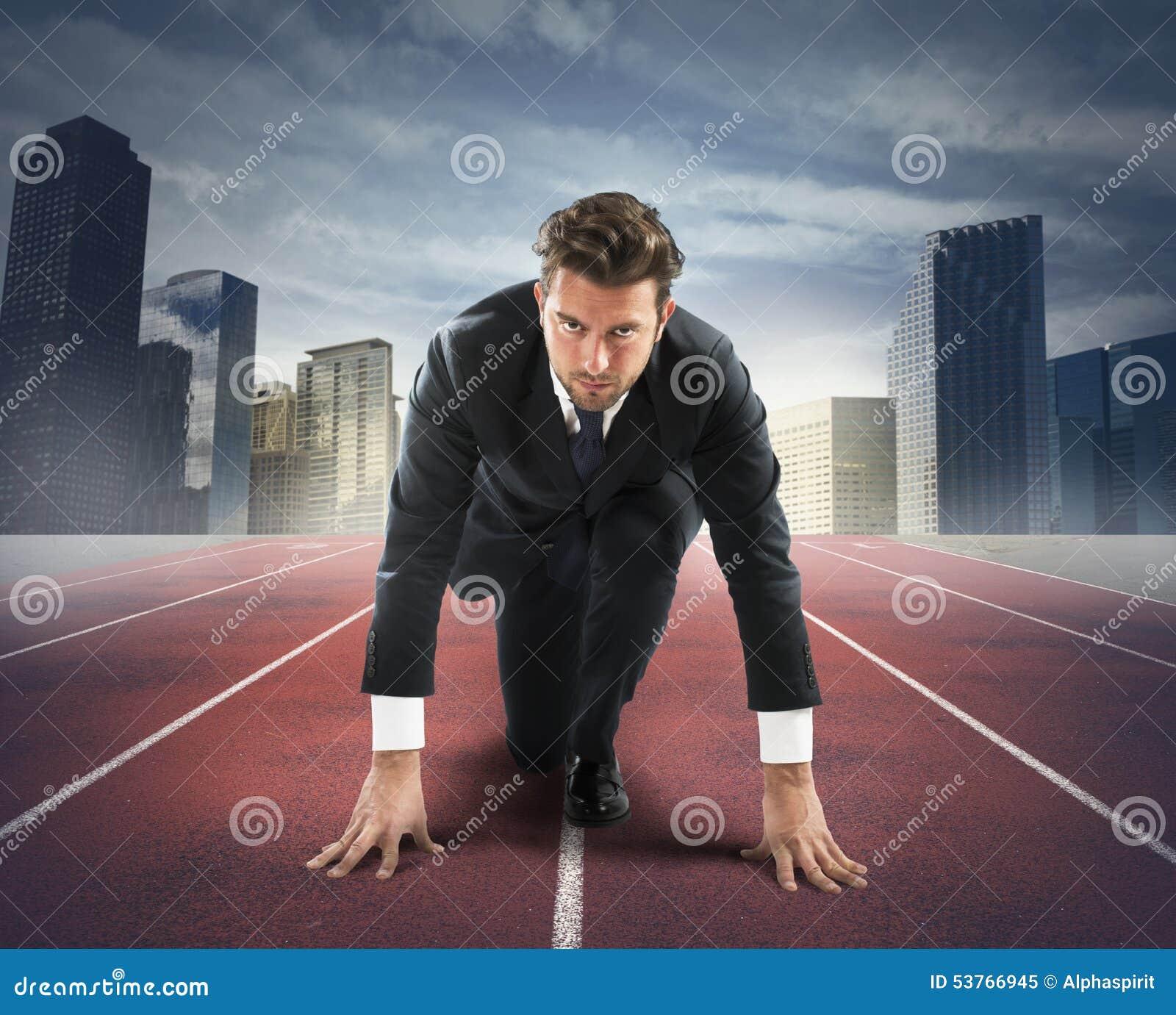 Nuova sfida dell uomo d affari