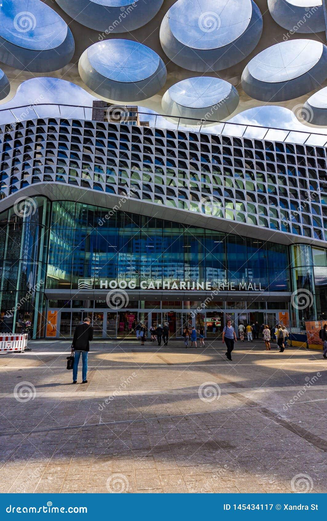 Nuova stazione centrale a Utrecht, Paesi Bassi
