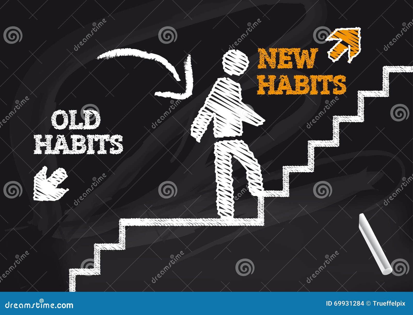 Nuove abitudini di vecchie abitudini