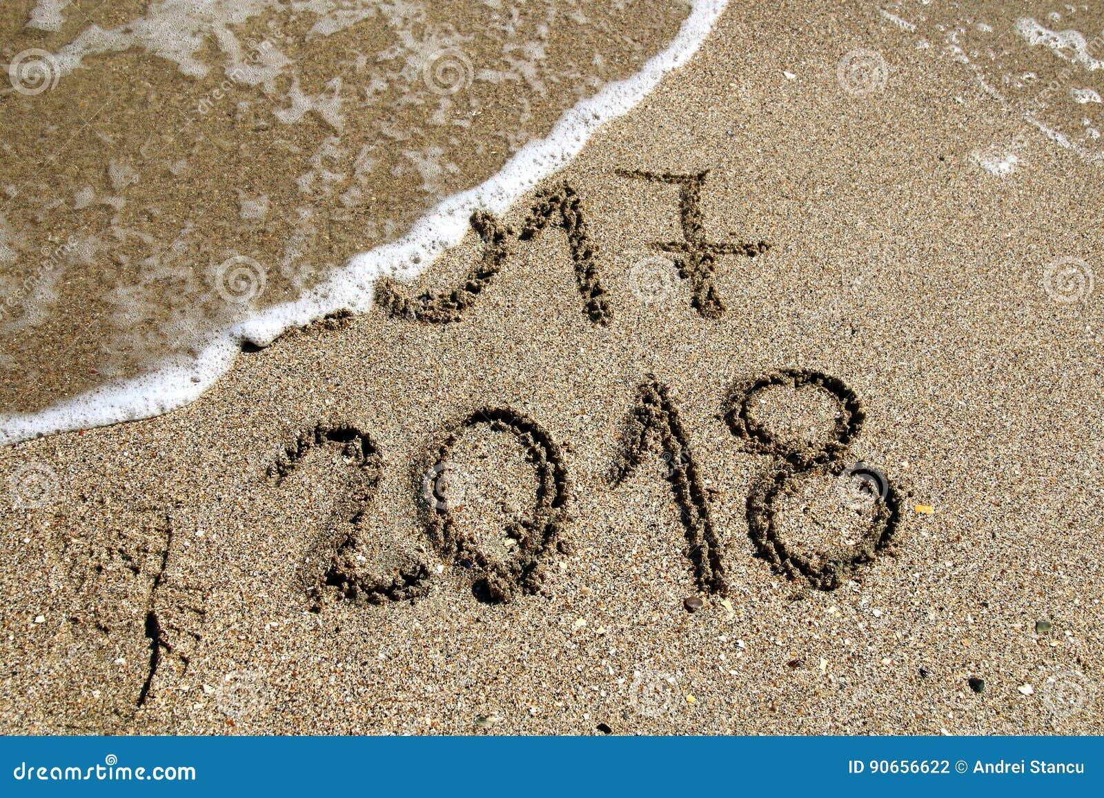 Nuovo anno 2018