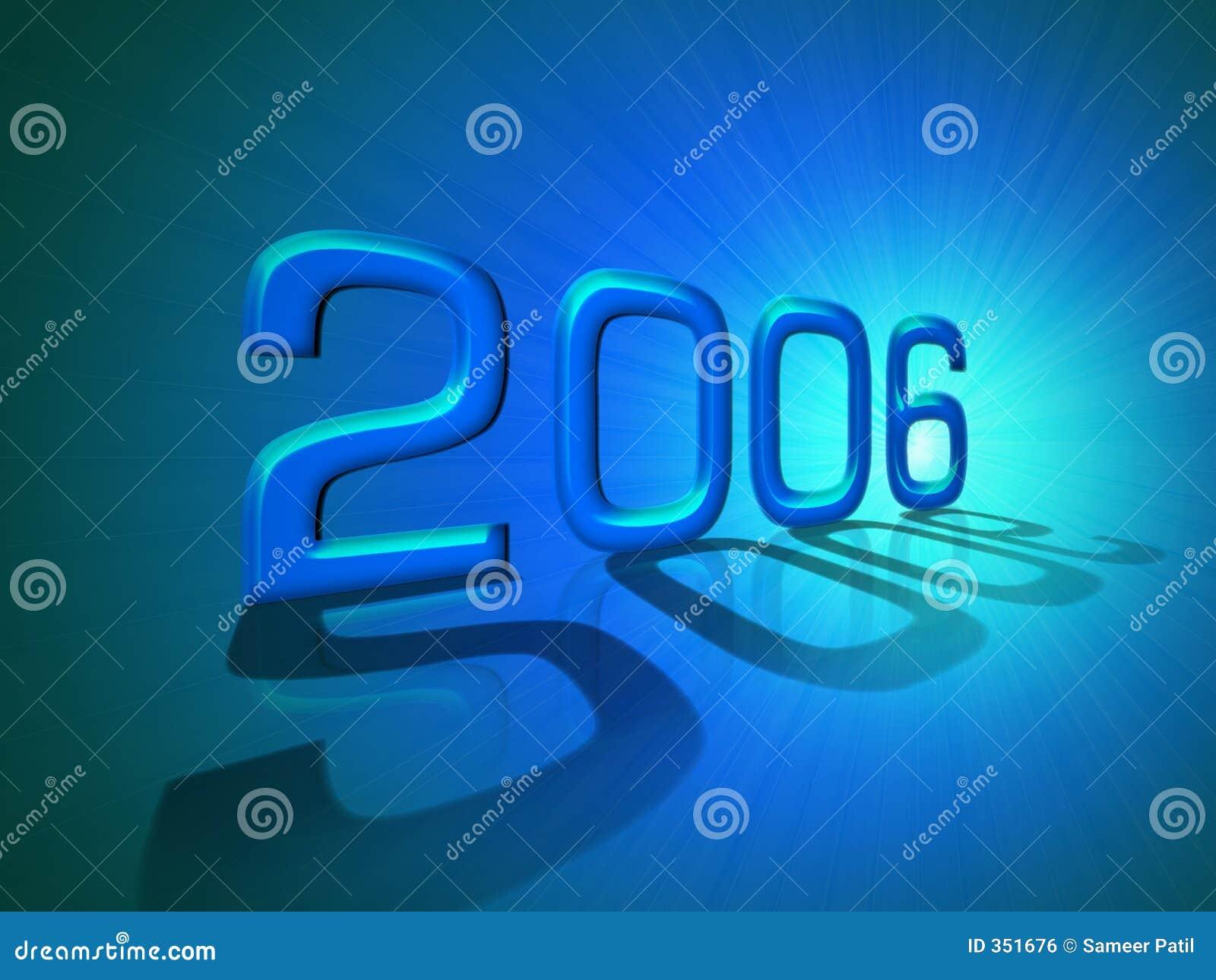Nuovo anno felice 2006