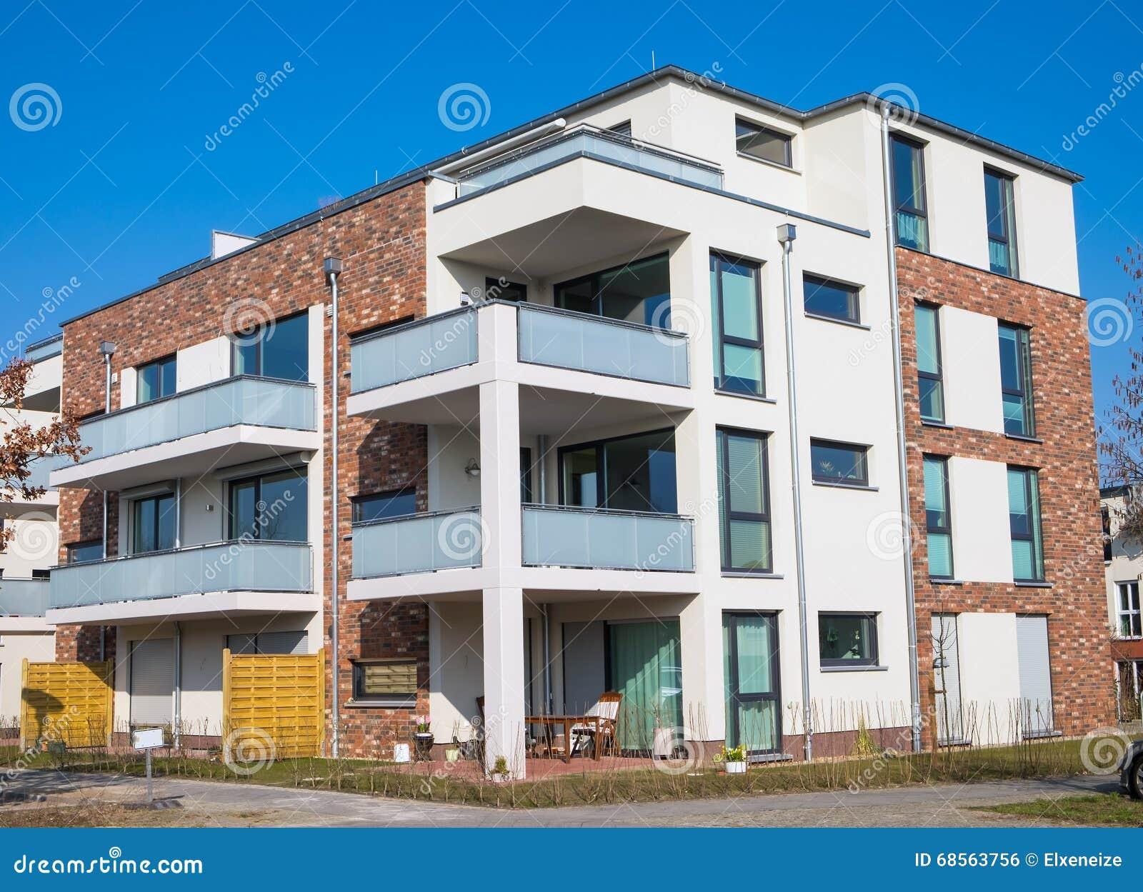 Nuovo caseggiato a Berlino