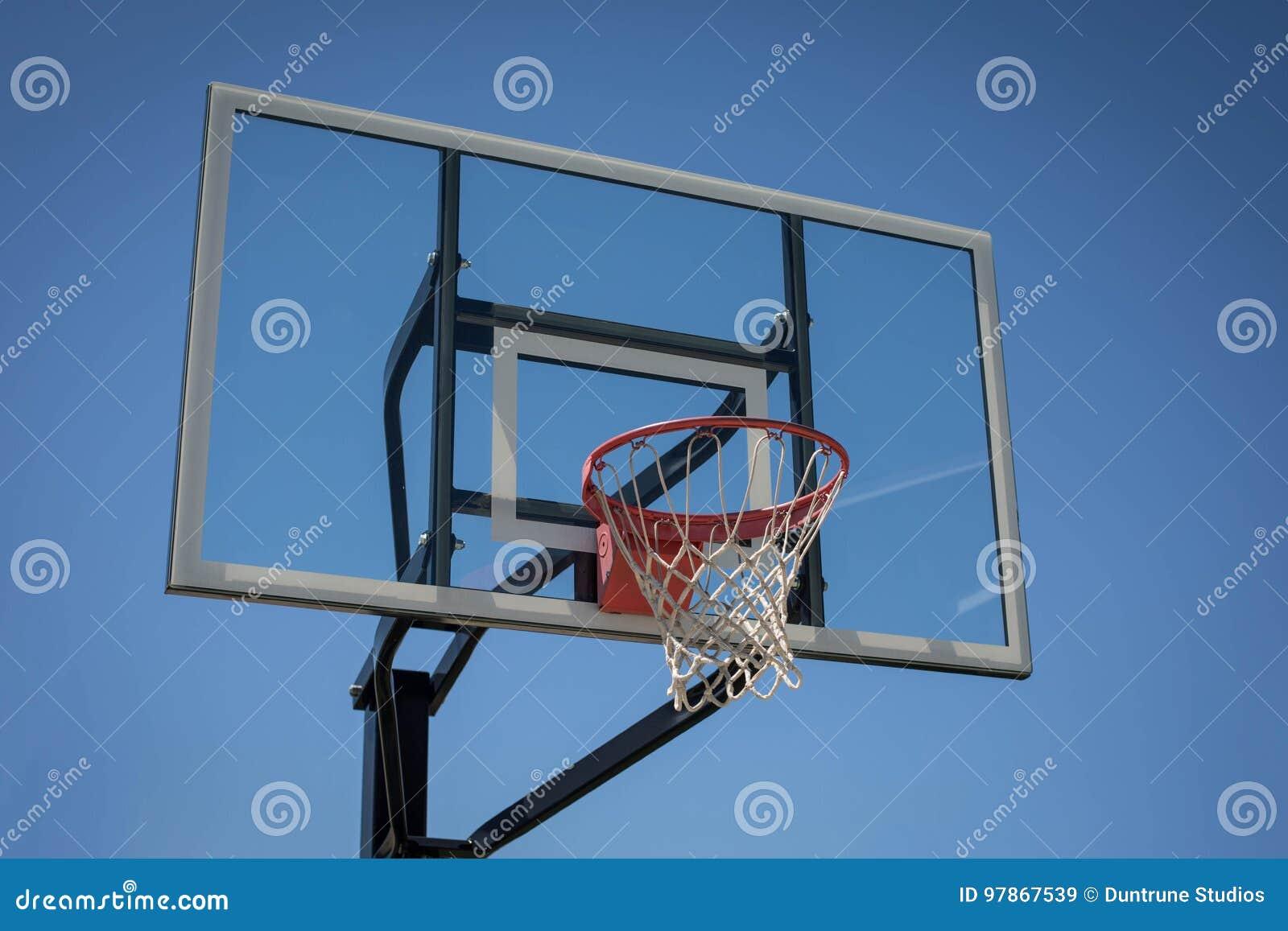 Nuovo cerchio di pallacanestro