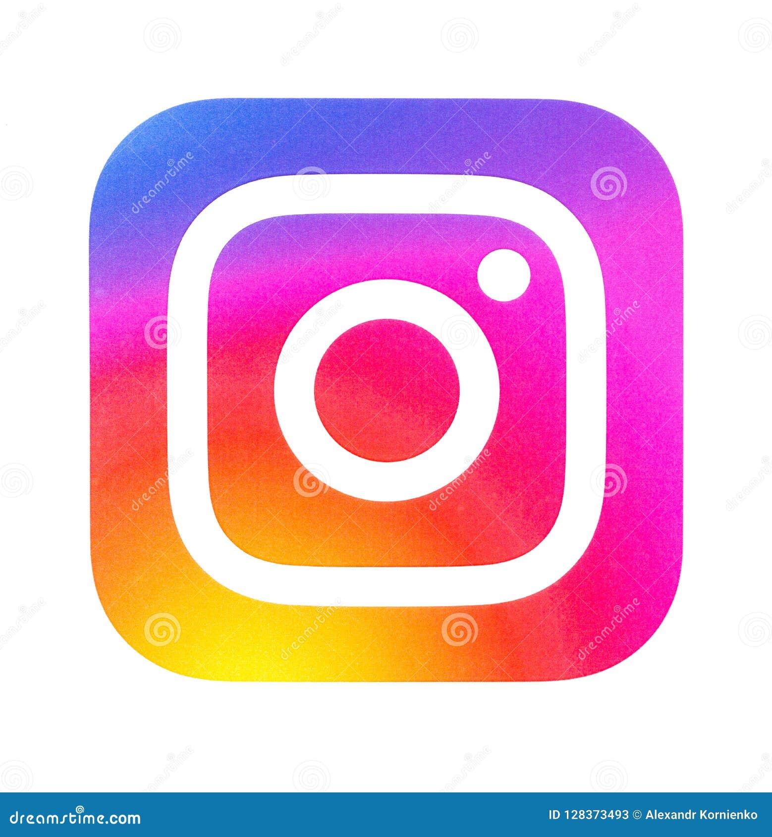 Nuovo logo di Instagram