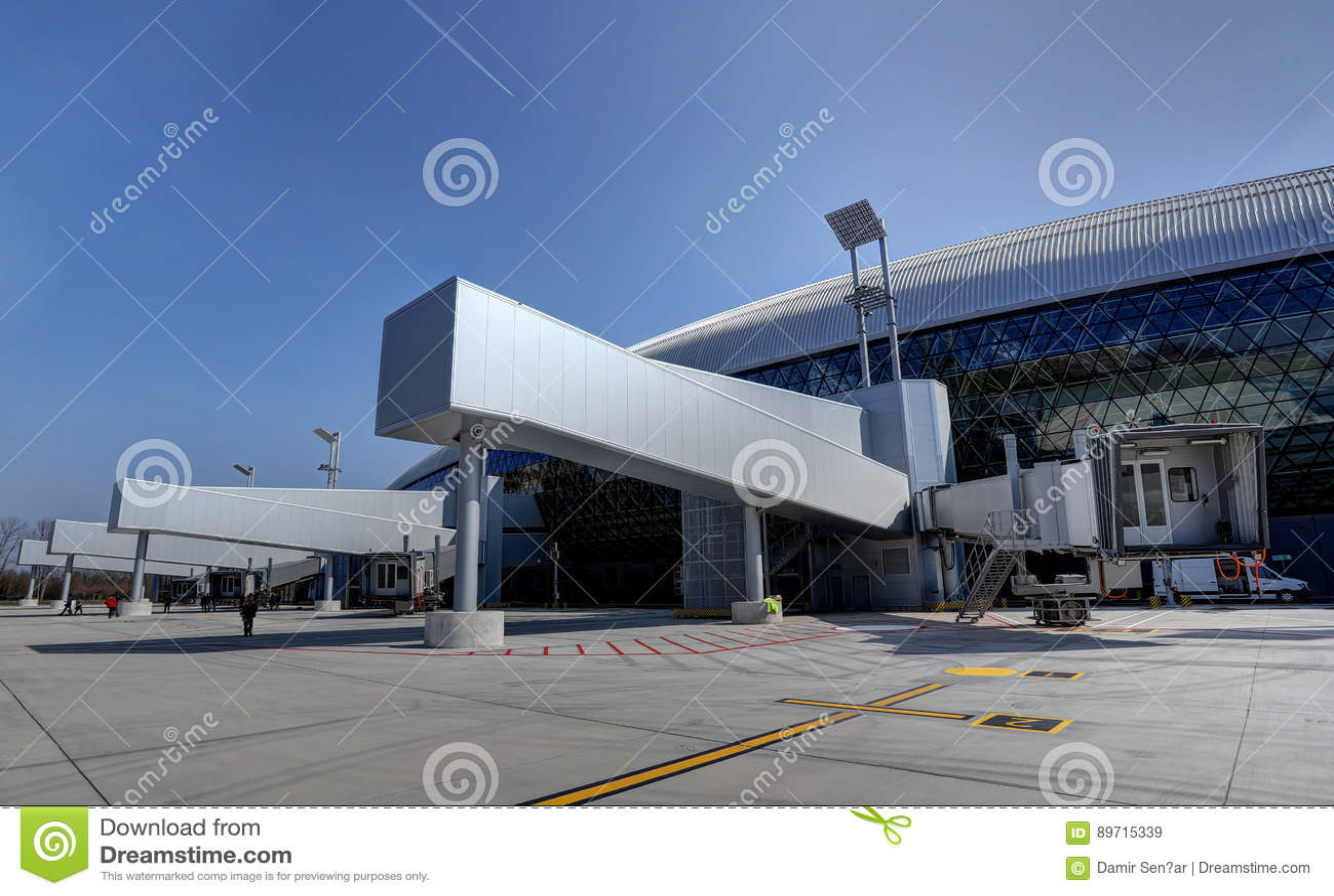 Aeroporto Zagabria : Nuovo terminale dell aeroporto di zagabria immagine stock