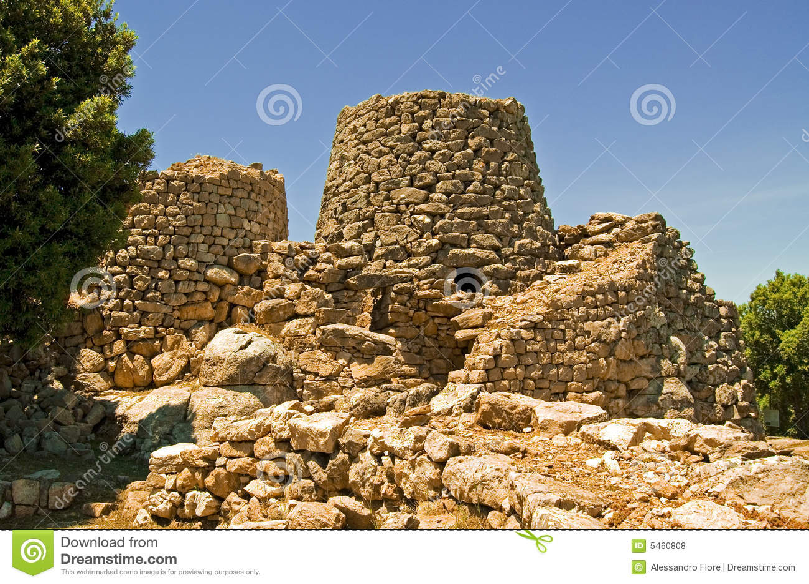 Nuraghe Serbissi Sardinia