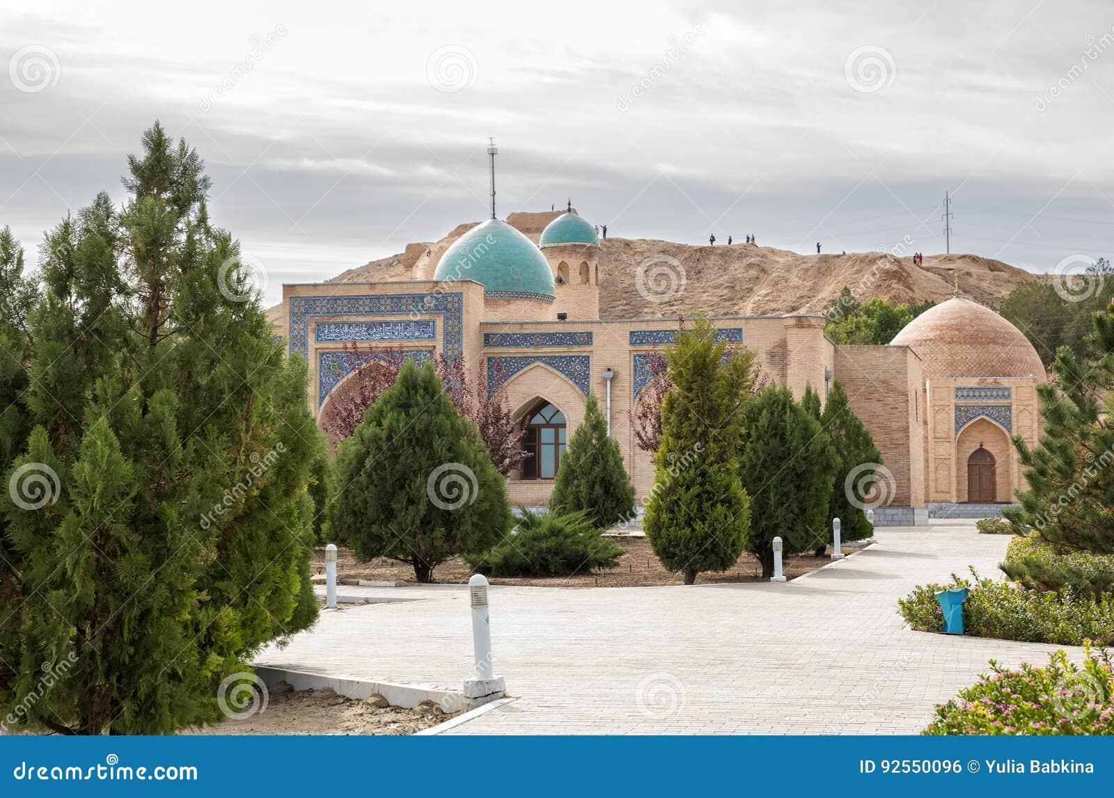 Nurata, l Uzbekistan Moschea e fortezza