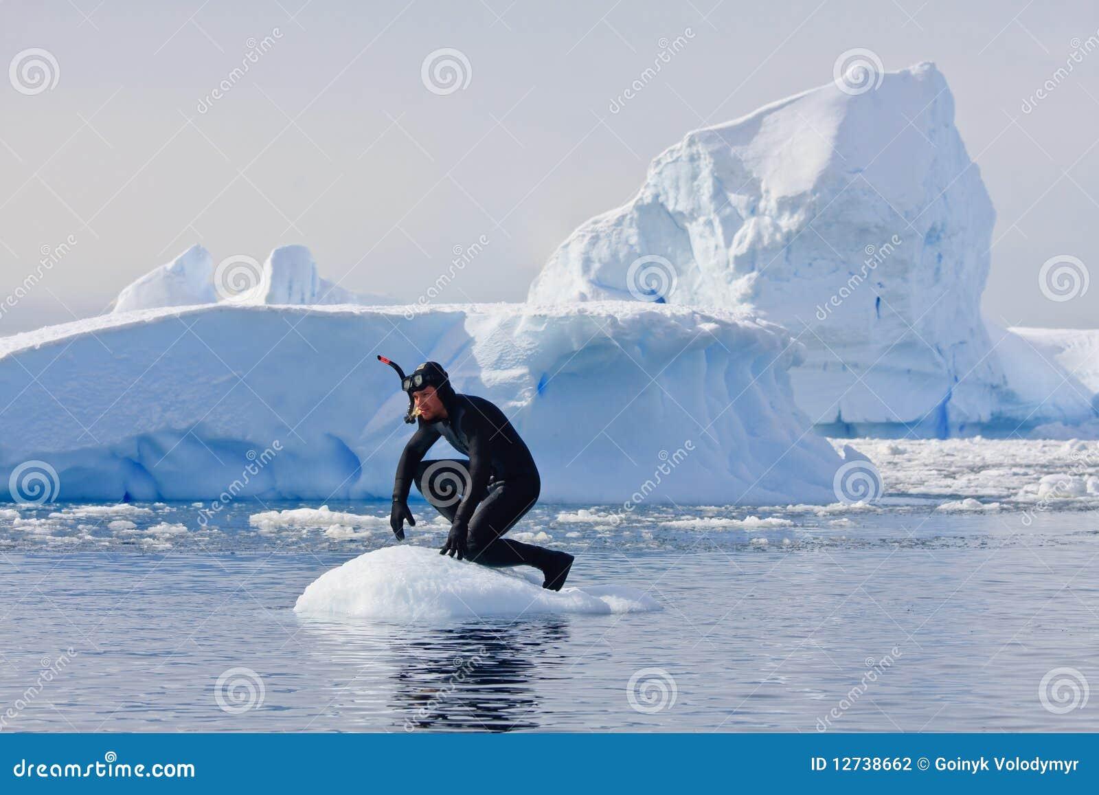 Nurka lód