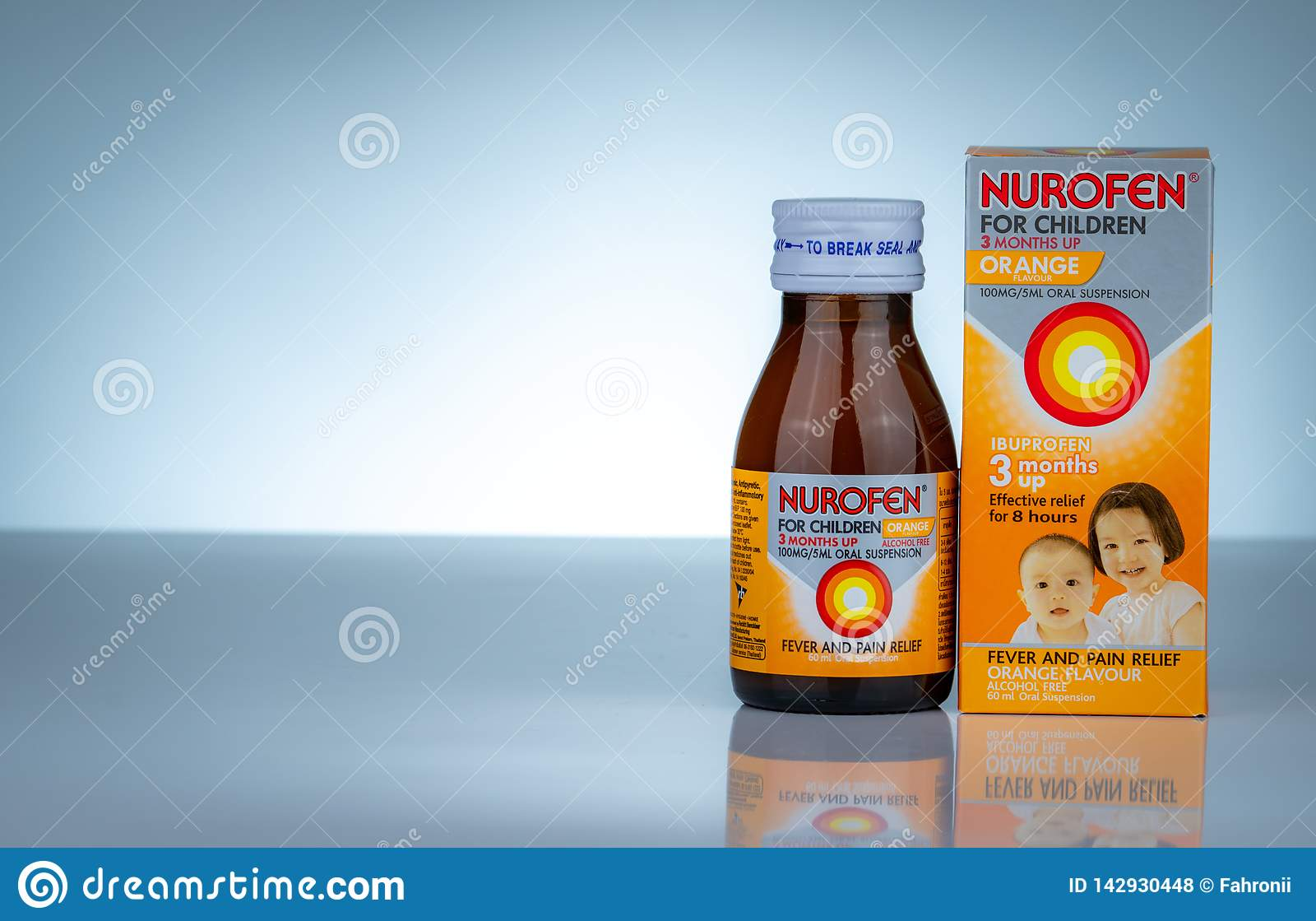 Medicina ninos fiebre