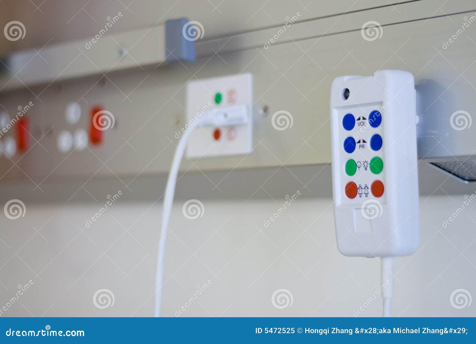 Nurse Call Button Royalty Free Stock Photo Image 5472525