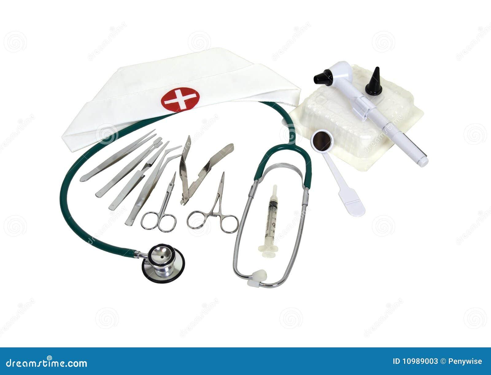Nursing Tools Stock Photos Image 10989003