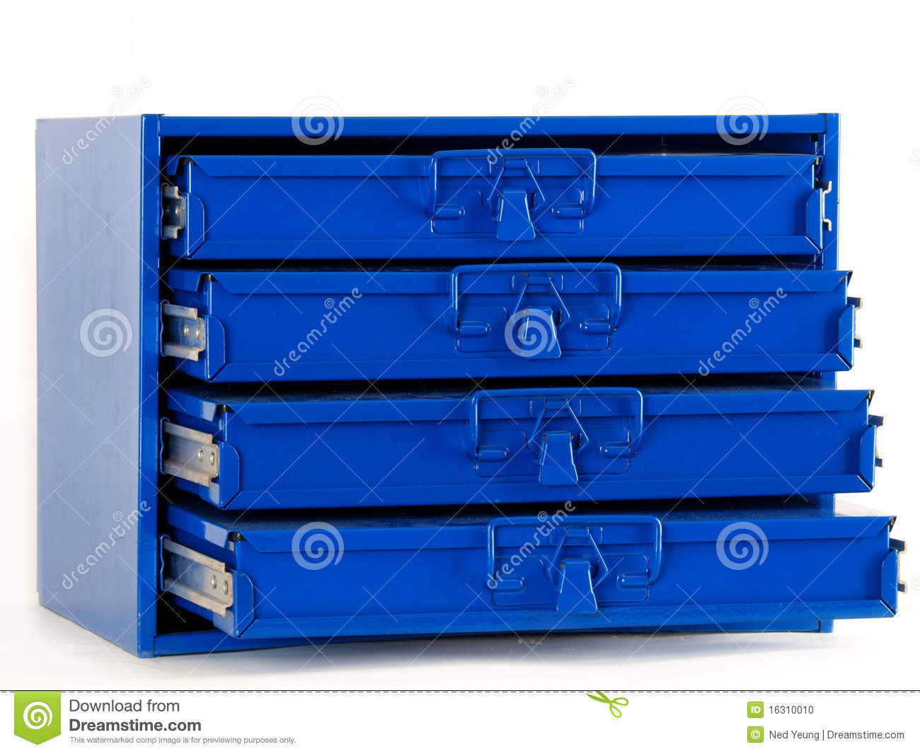 Nut bolt and small hardware organizer stock photo - Organizing nuts and bolts ...