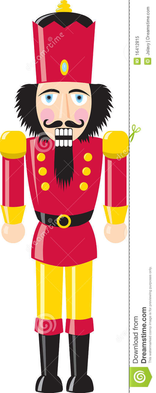 nutcracker royalty free stock photo image 16412815 nutcracker clip art to color nutcracker clipart black and white vector