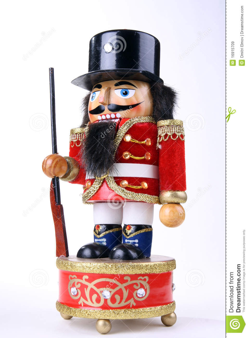nutcracker toy royalty free stock images image 16915709 nutcracker clip art free nutcracker clipart black and white vector