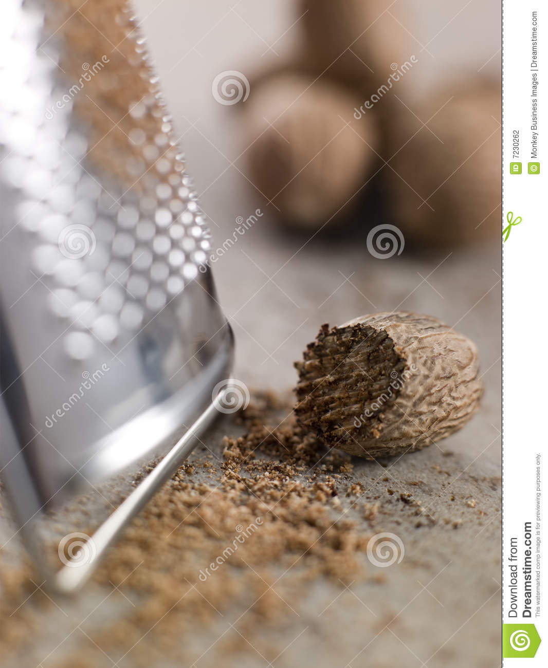 Nutmeg And Grater