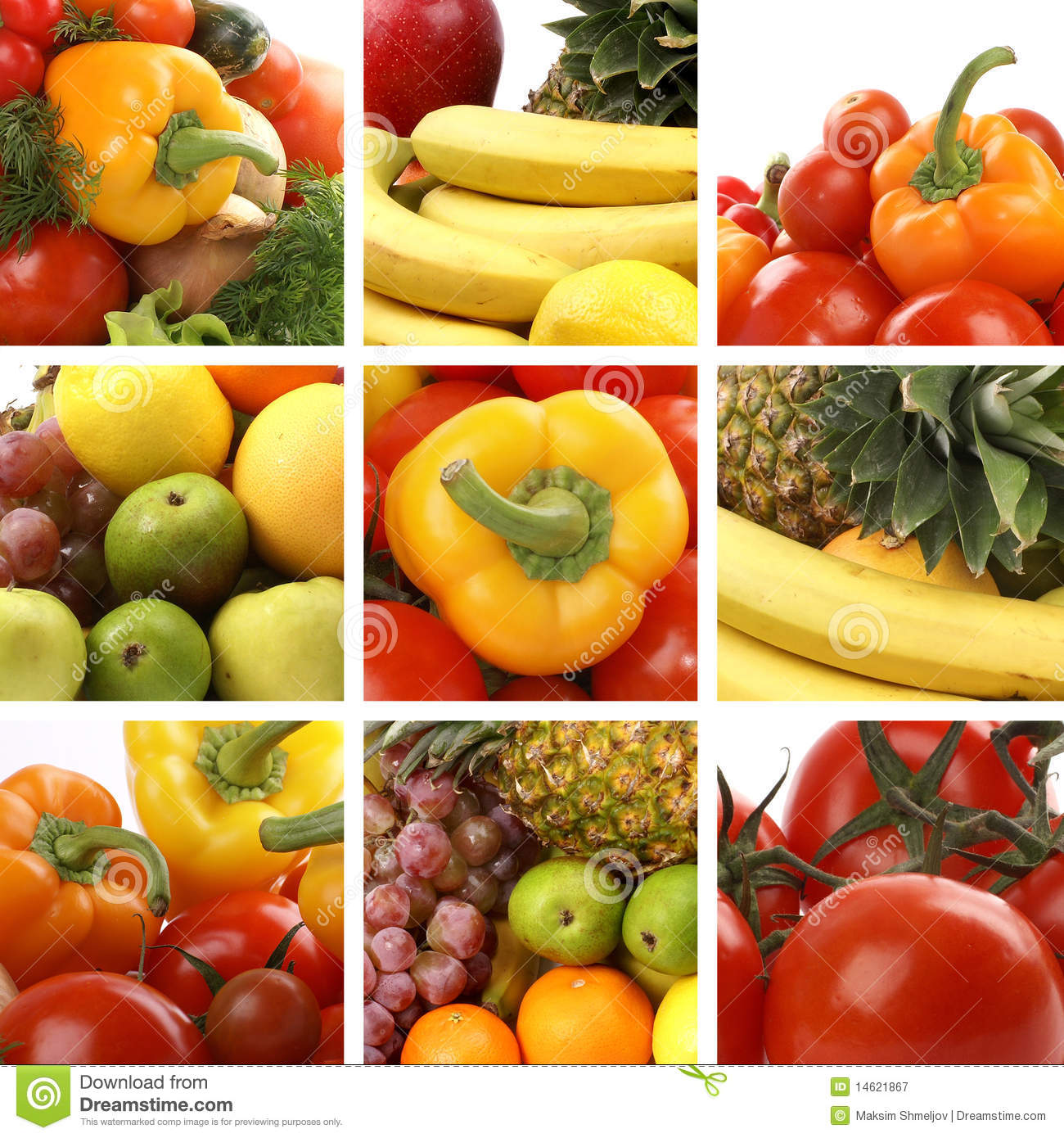 Different herbs royalty free stock image image 16265346 - A Nutrition Collage With A Lot Of Tasty Fruits Royalty Free Stock Photography